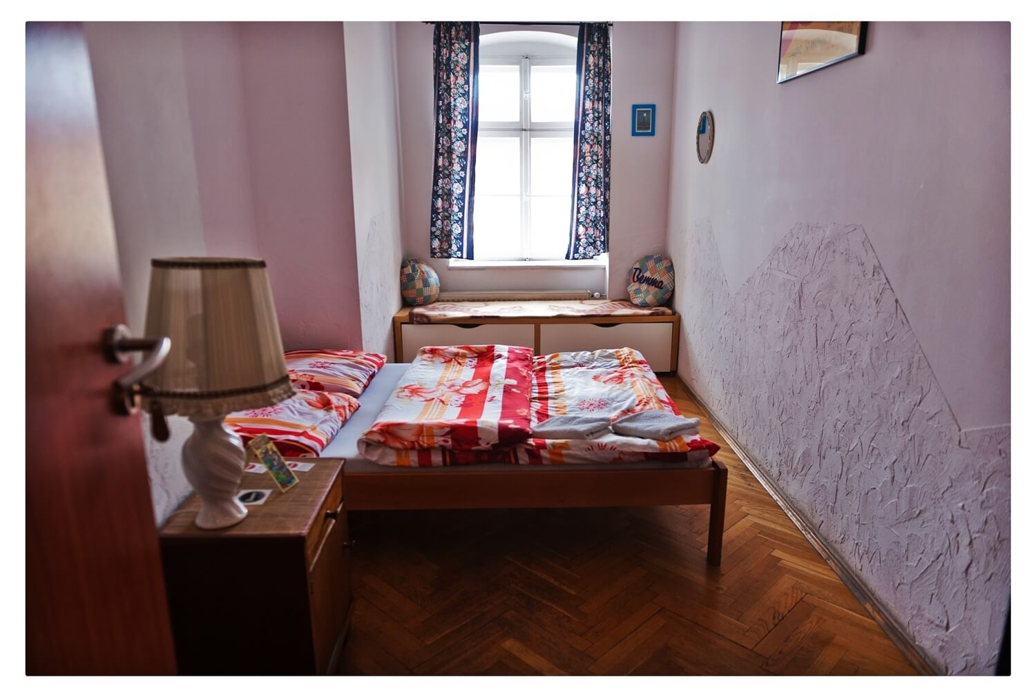 Hostel Bemma wroclaw centrum double