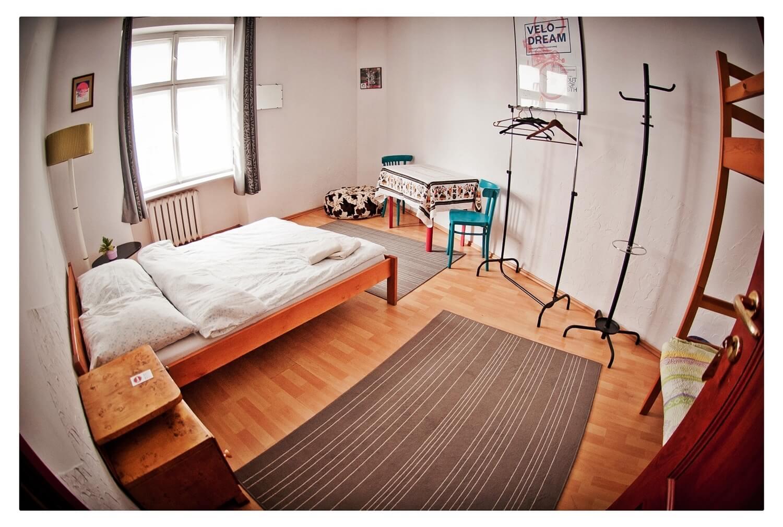 Hostel Bemma wroclaw rynek pokój rodzinny