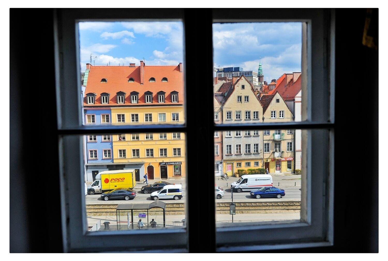 hostel bemma wroclaw widok